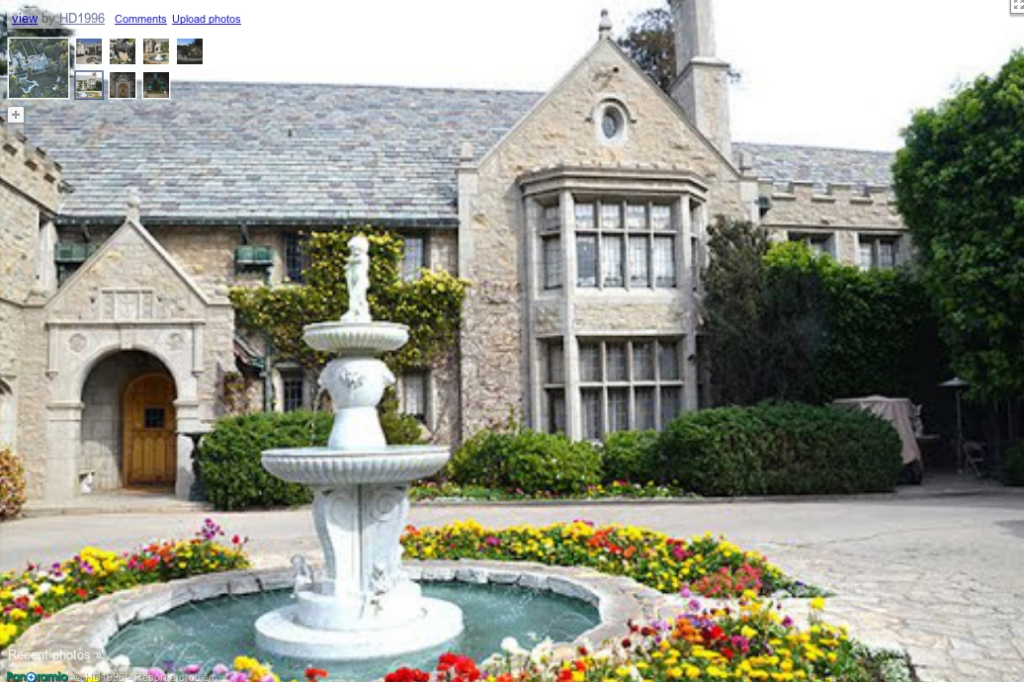 playboy-mansion-1 Top 15 Most Expensive Celebrity Homes