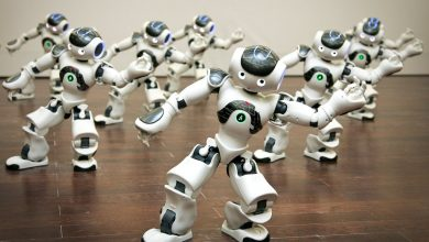 Photo of Are you stressed? Watch these Robots Dancing Gangnam Style