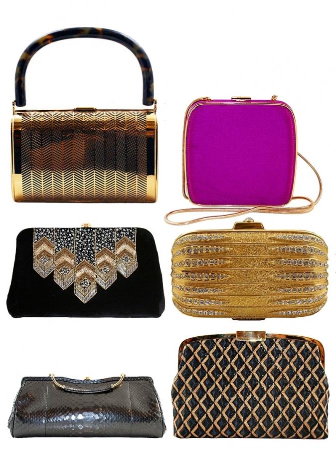 ralphllaurenfall2012clutchbags 20+ Most Stylish Celebrity Bags