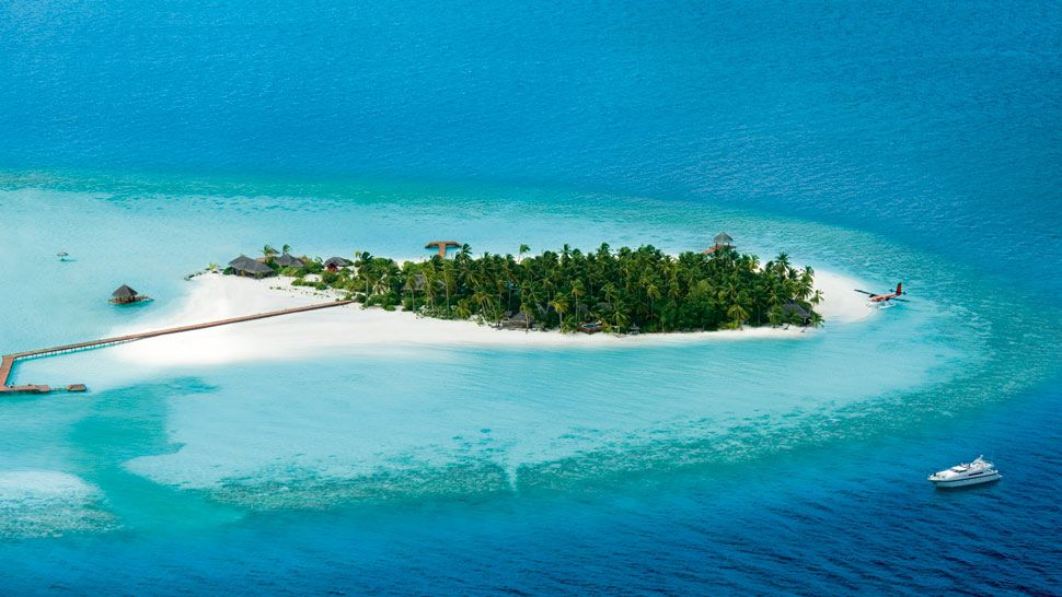 rania-island-aerial-view 14 World's Most Luxurious Retreats in The World