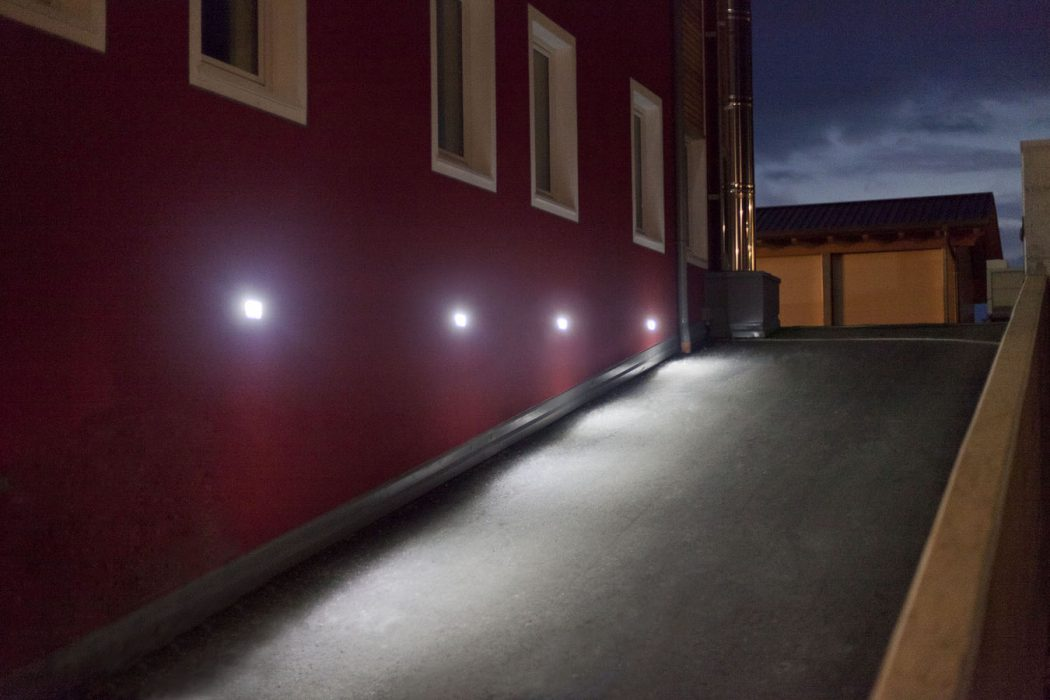 Leds 10 Uses In Architecture Pouted