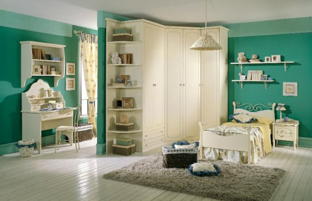 retro-kids-bedroom-design-classis-style Most Popular Badcock Furniture