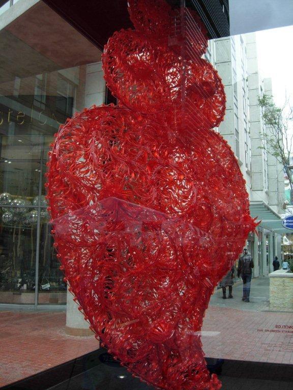 ricky-burnett-and-fago-010 Most Popular Heart Art Installations