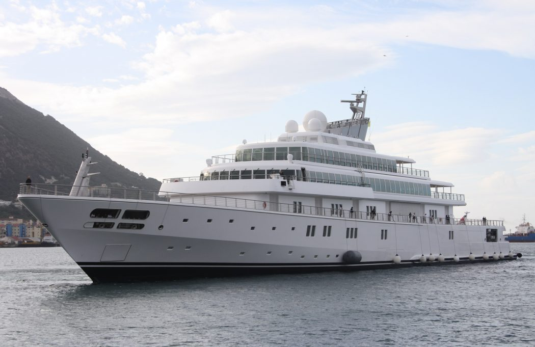 rising-sun 15 Most luxurious Yachts in The World