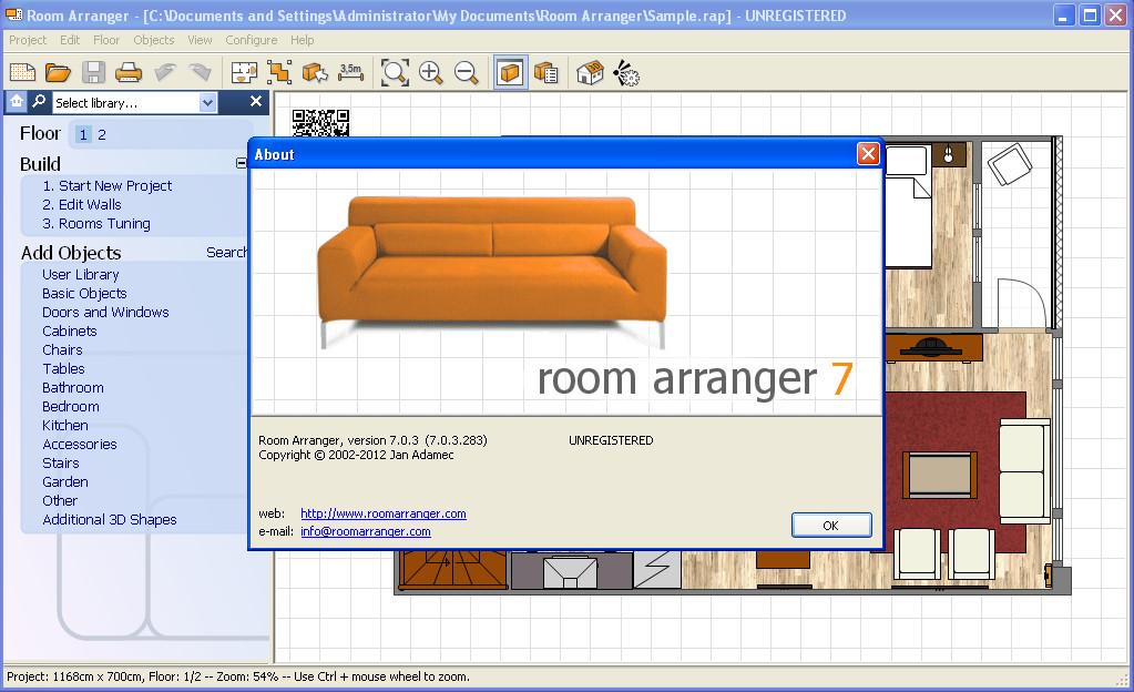 room-arranger. Top 15 Virtual Room software tools and Programs