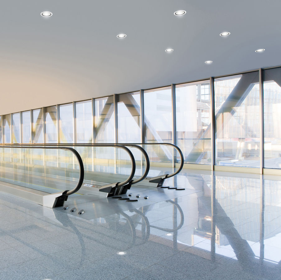 round-low-voltage-led-downlight-recessed- LEDs 10 uses in Architecture
