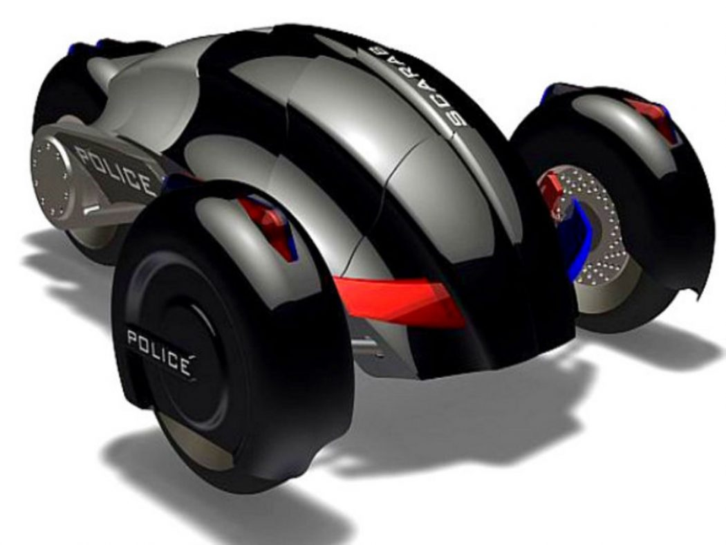 scarab 15 Futuristic Emergency Auto Design Ideas