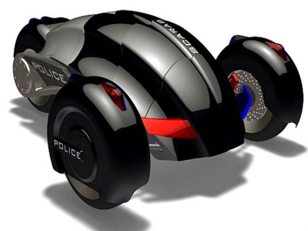 scarab 15 Futuristic Emergency Auto Design Ideas