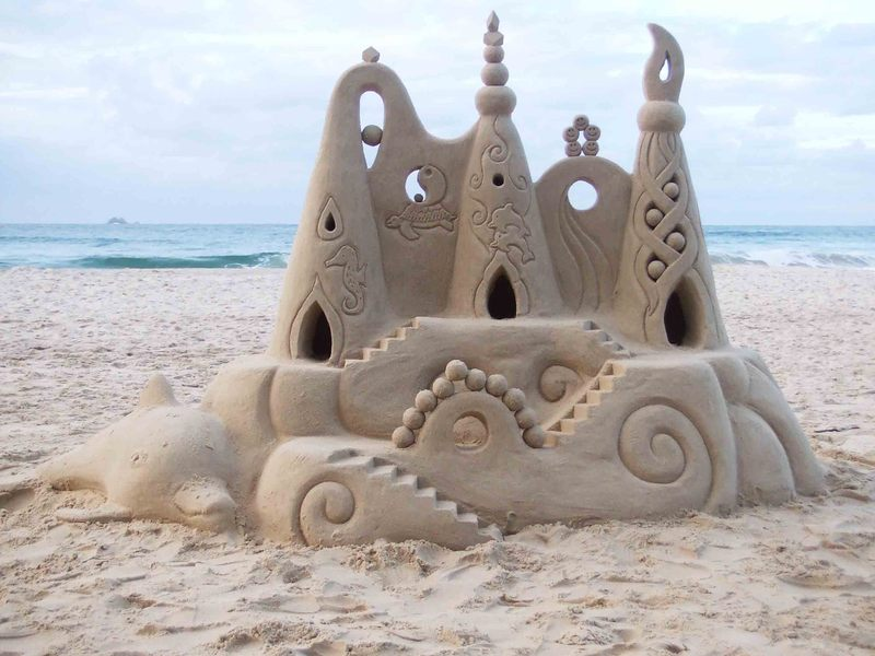 sea-building Learn How to Make Sand Art By Following These Easy Steps