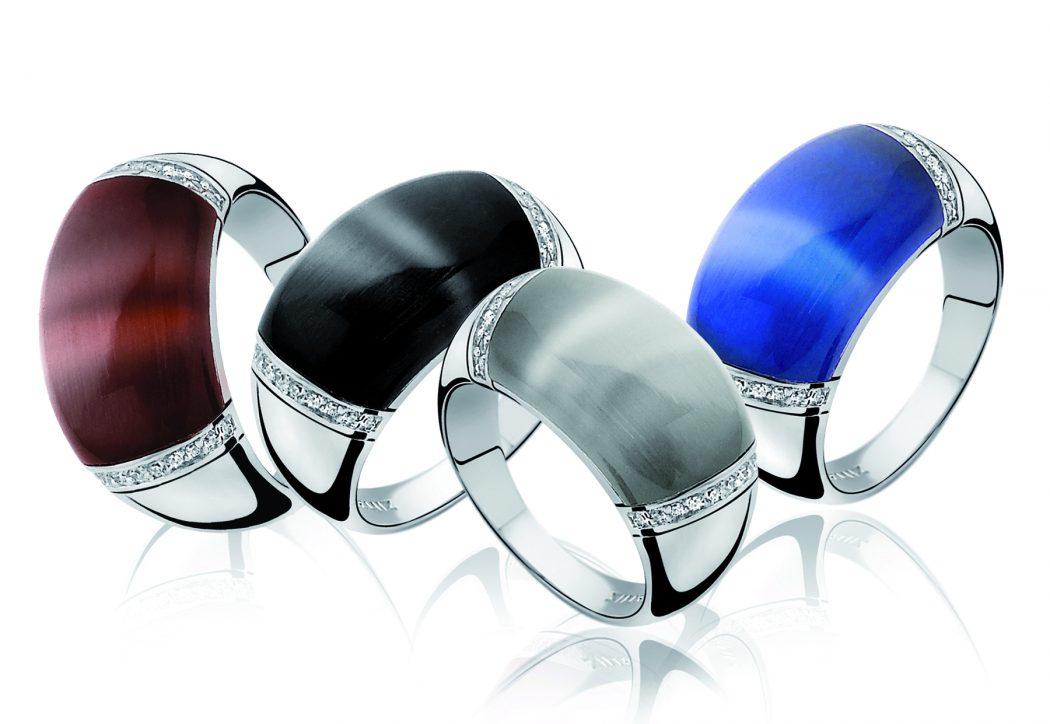 silver-rhodium-plated Best 30 Inspiring Jewelry Designs