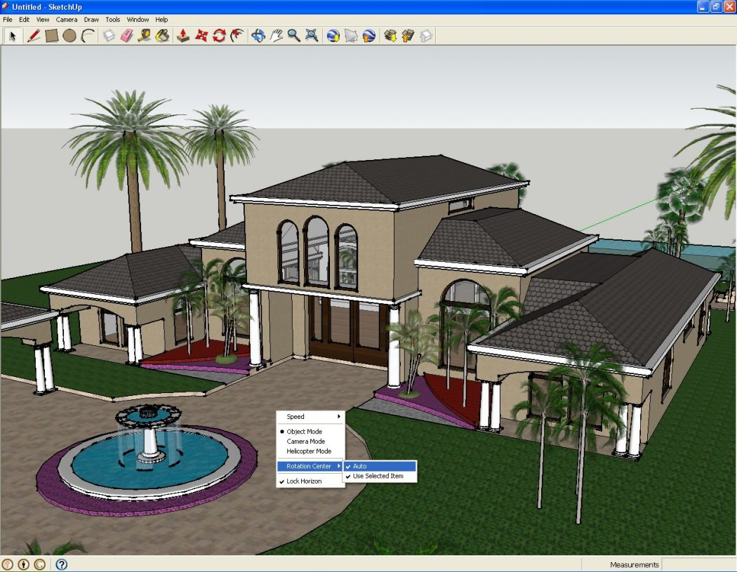 Design your own house google sketchup design your own home for Create your own building