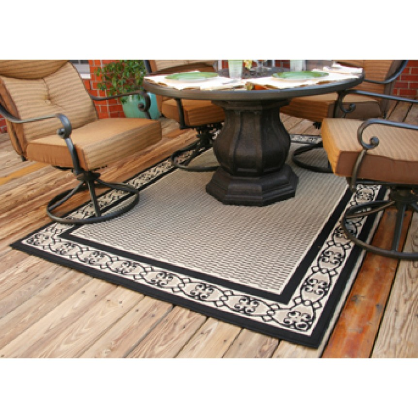 southport-outdoor-rugs-botanical-area-rug_40285a 3 Tips Of How To Choose An Outdoor Rug To Your Patio
