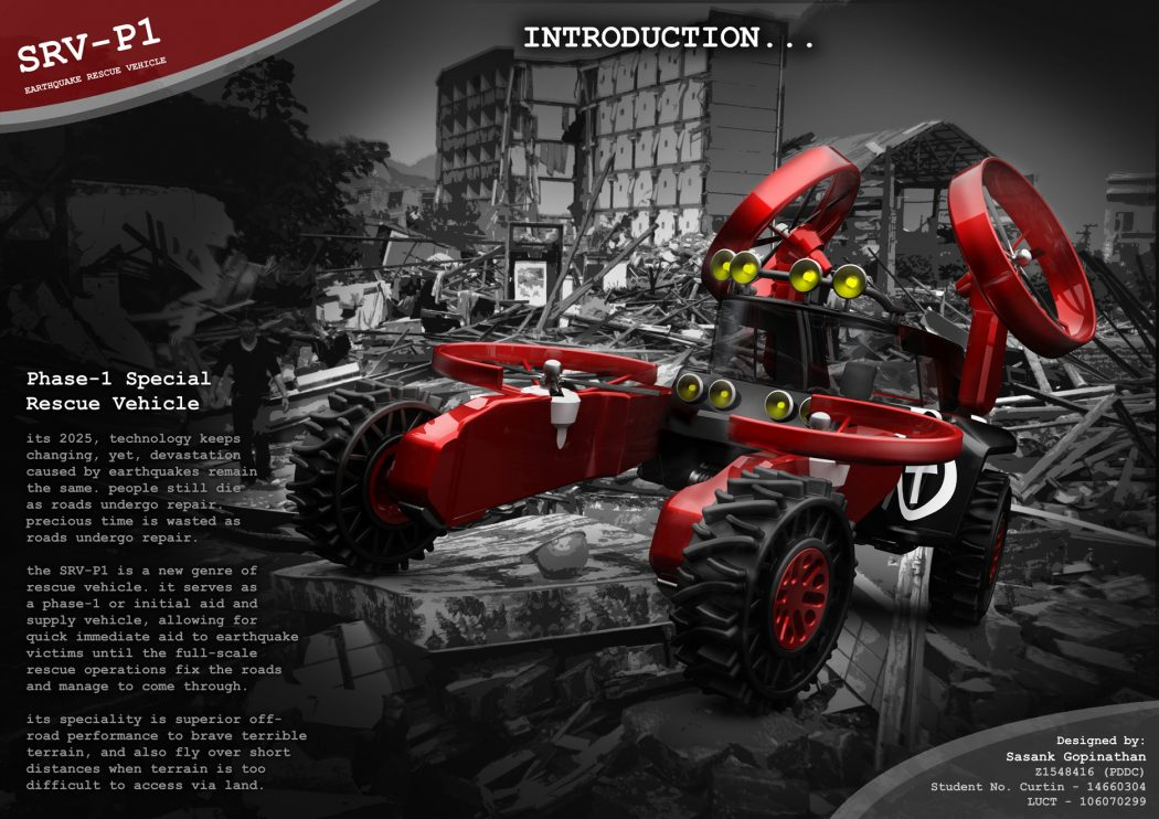 srv-p1. 15 Futuristic Emergency Auto Design Ideas