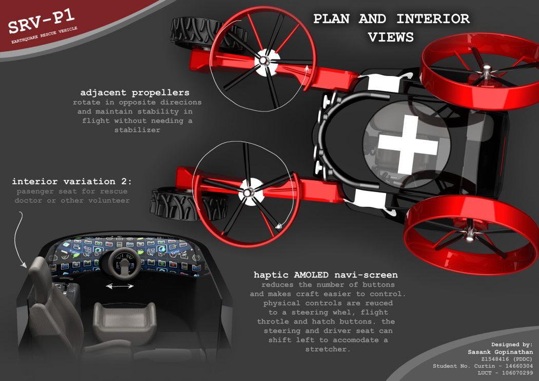 srv-p1 15 Futuristic Emergency Auto Design Ideas