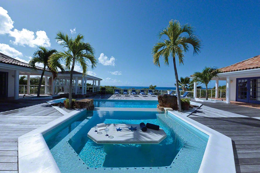 stmartin-bellefontaine 14 World's Most Luxurious Retreats in The World