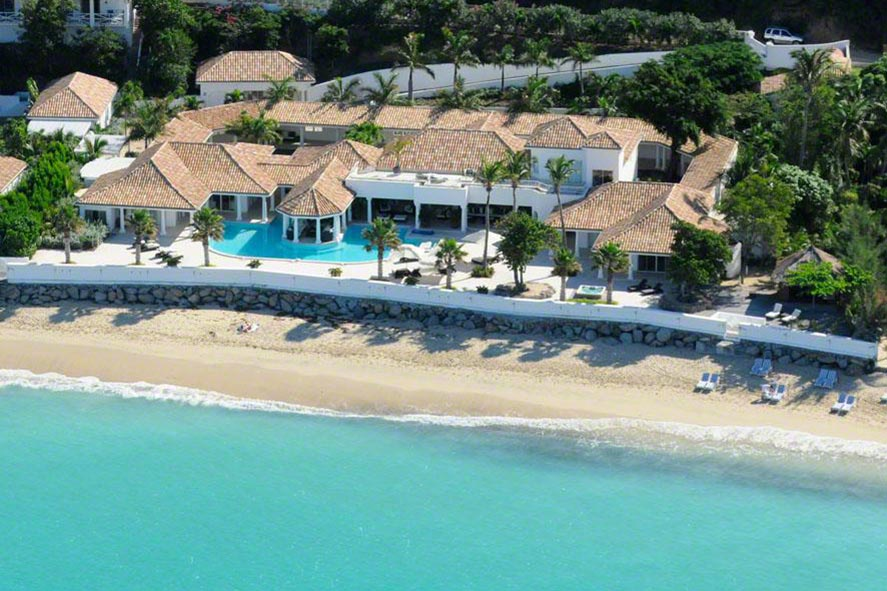 stmartin-petiteplage 14 World's Most Luxurious Retreats in The World