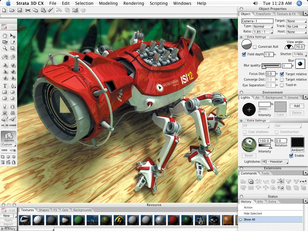strata. Top 15 3D Design Software