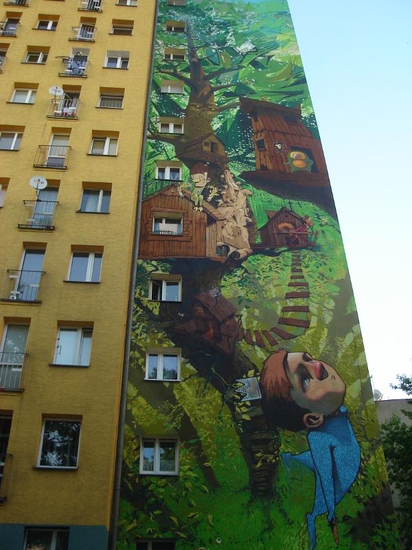 street_art_43 25 Strangest Wall Paintings