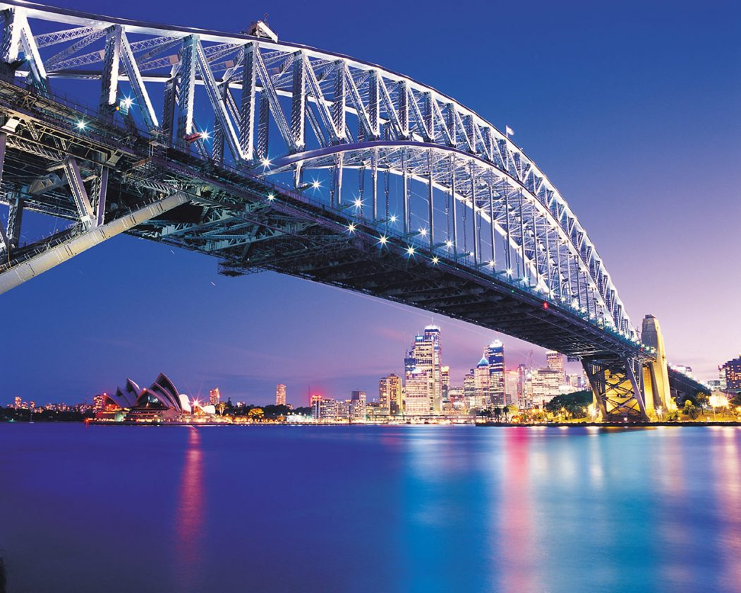 sydney_harbour_bridge Top 10 Most Expensive Cities in The World