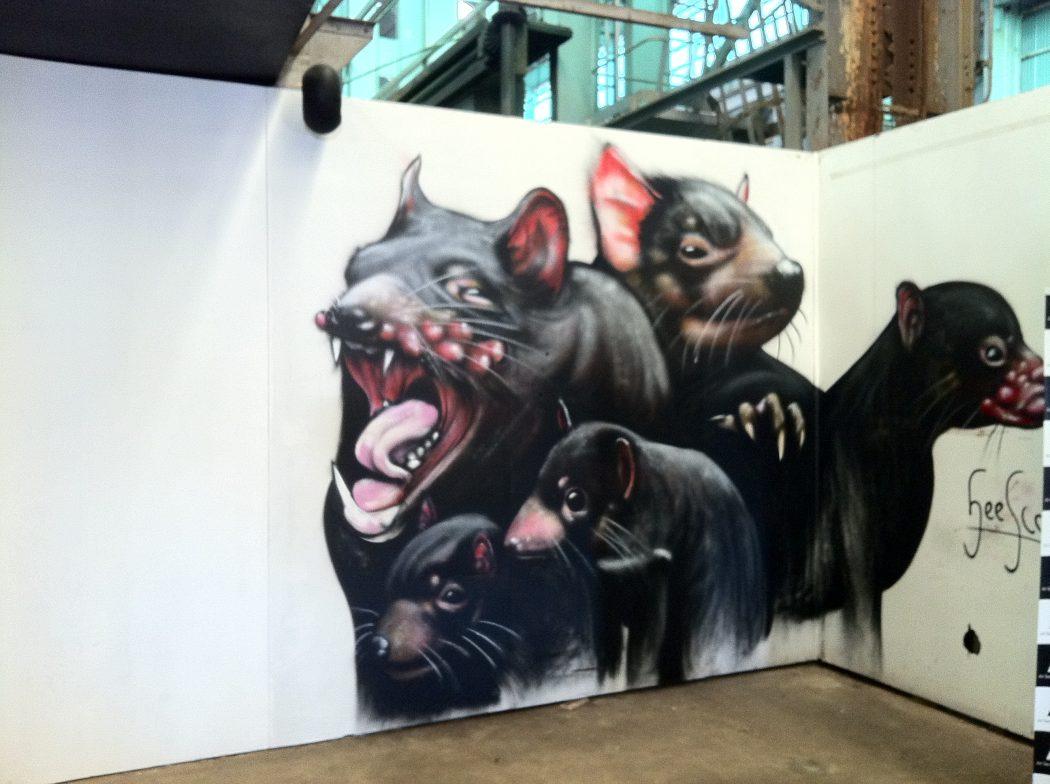 sydneydec2011-7 25 Strangest Wall Paintings