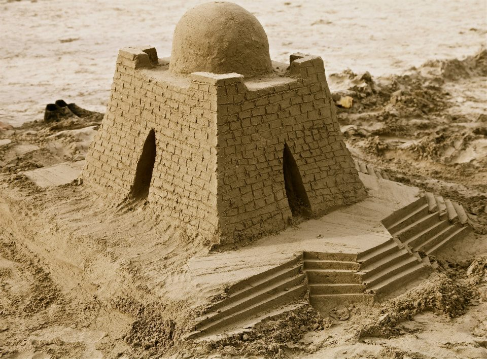 temple Learn How to Make Sand Art By Following These Easy Steps
