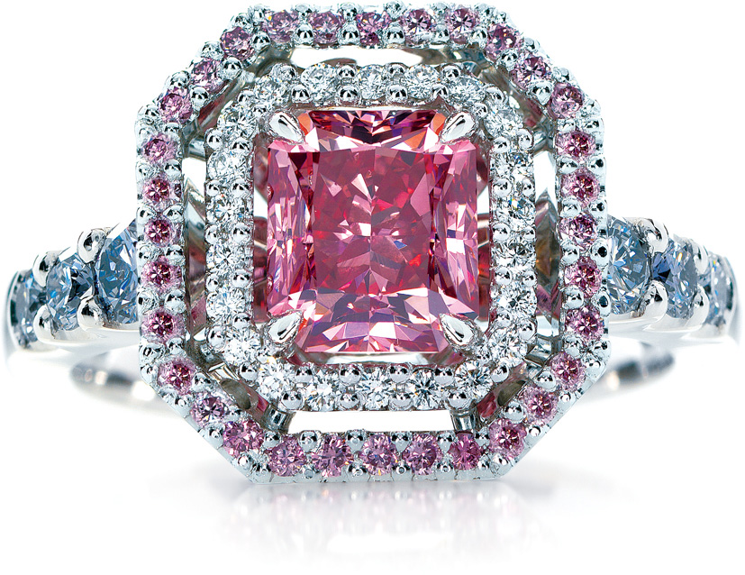 the-heiress-ring-by-calleija-with-argylle-pink-diamonds0809_0259 What Do You Say about These Rare and Precious Rings?!
