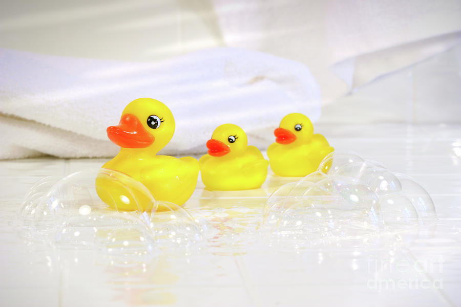 three-little-rubber-ducks-sandra-cunningham Best 25 Baby Shower Gifts