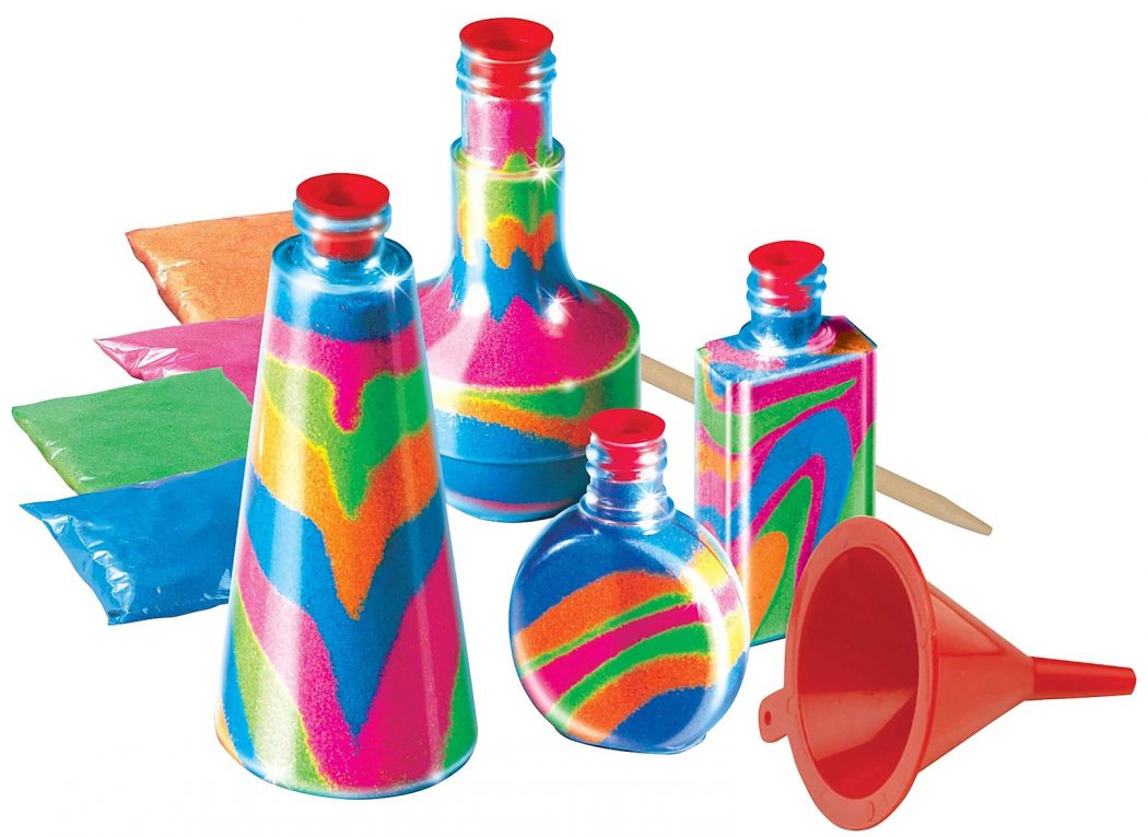 tools. Learn How to Make Sand Art By Following These Easy Steps
