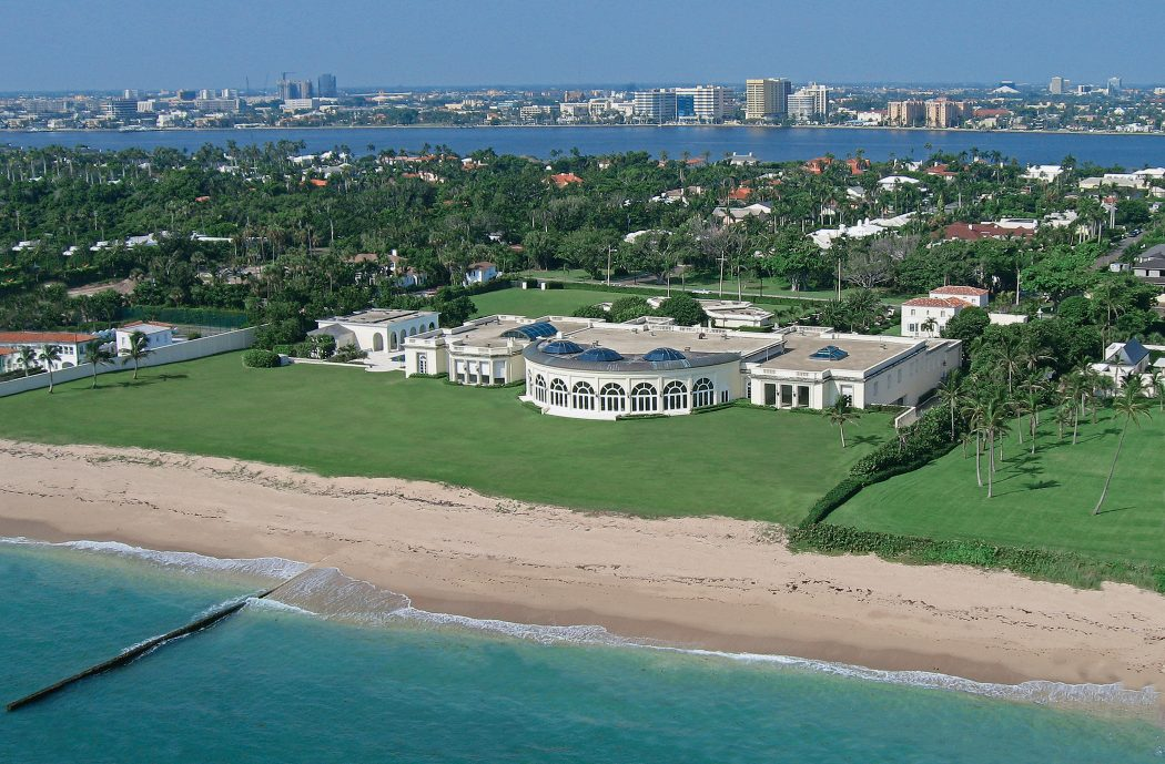 trump Top 15 Most Expensive Celebrity Homes