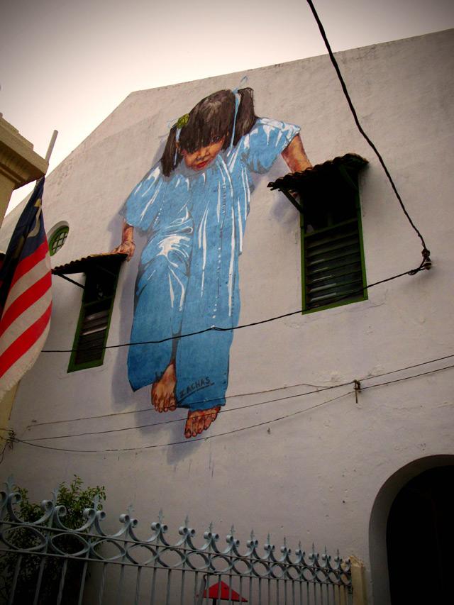 tumblr_m6ohw9zvye1r1xavwo4_r1_1280 25 Strangest Wall Paintings