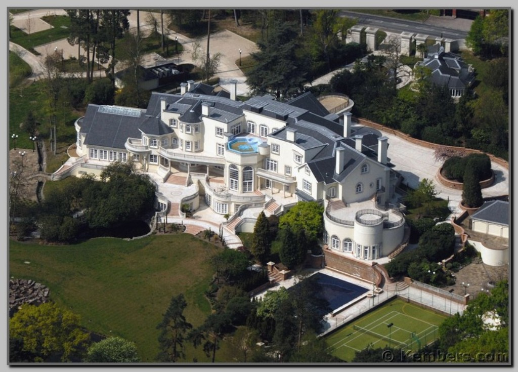 updown-court-surrey Top 10 Most Expensive Houses in The World