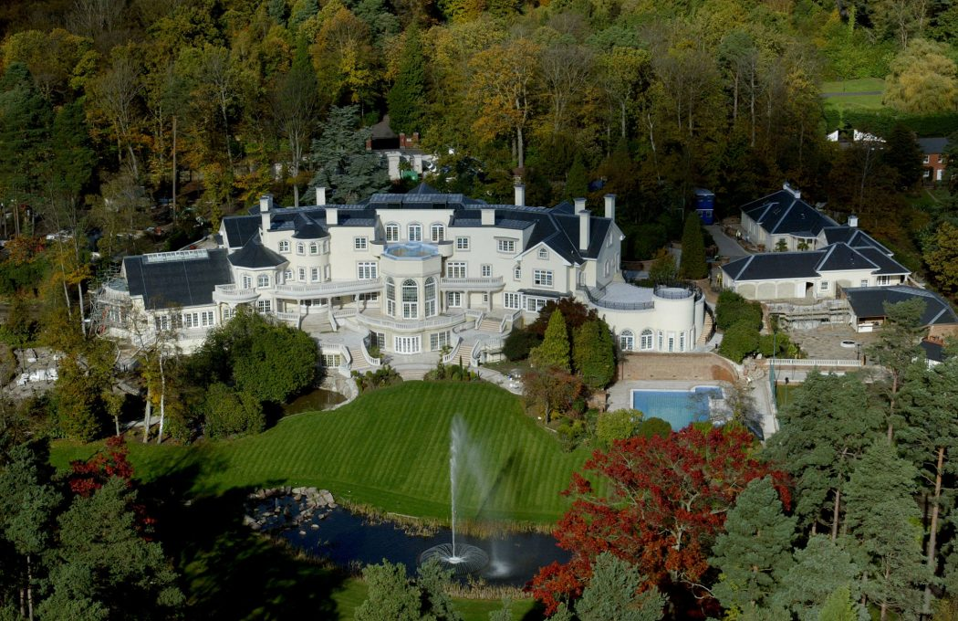 updown Top 10 Most Expensive Houses in The World