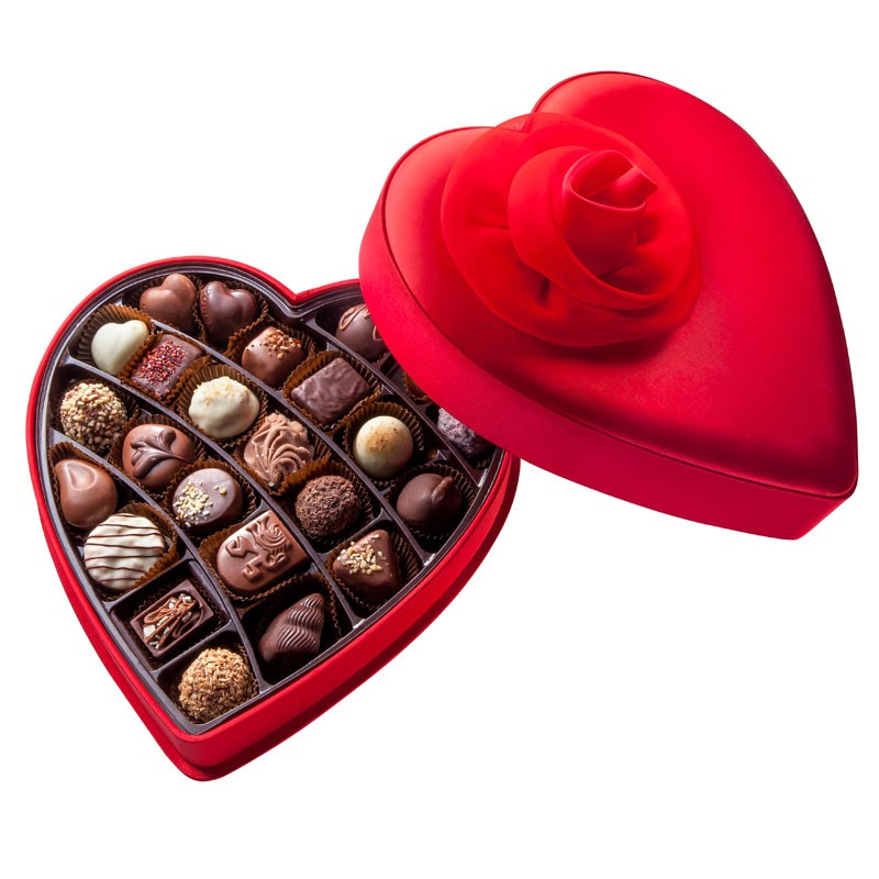 valentines_2013_fabric_heart_gift_box_medium 35 Most Mouthwatering Romantic Chocolate Gifts