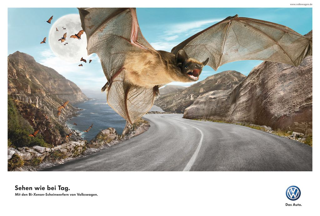 volkswagen-ads-01 40 Most Creative and Dazzling Auto Ads