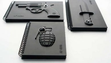 Photo of Creative and Unique Notebooks for Mitigating Your Anger