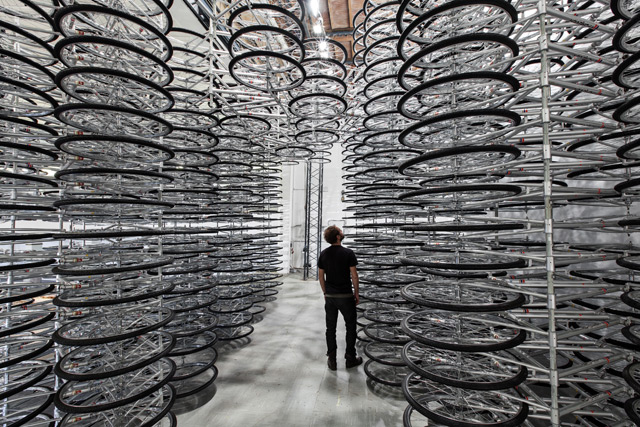 weiwei-1 10 Most Inspiring Installations Around The World