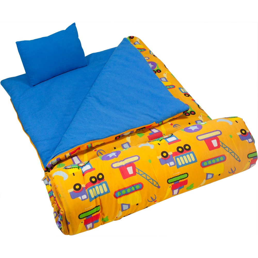 wildkin_17110_500 Use Sleeping Bags For Kids And Make Them Feel Comfortable