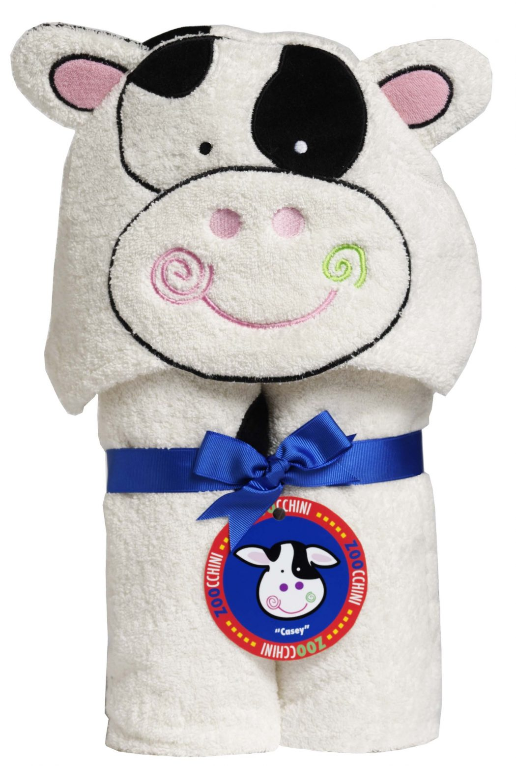 zoocchini-hooded-towel-casey-the-cow-128-p Best 25 Baby Shower Gifts