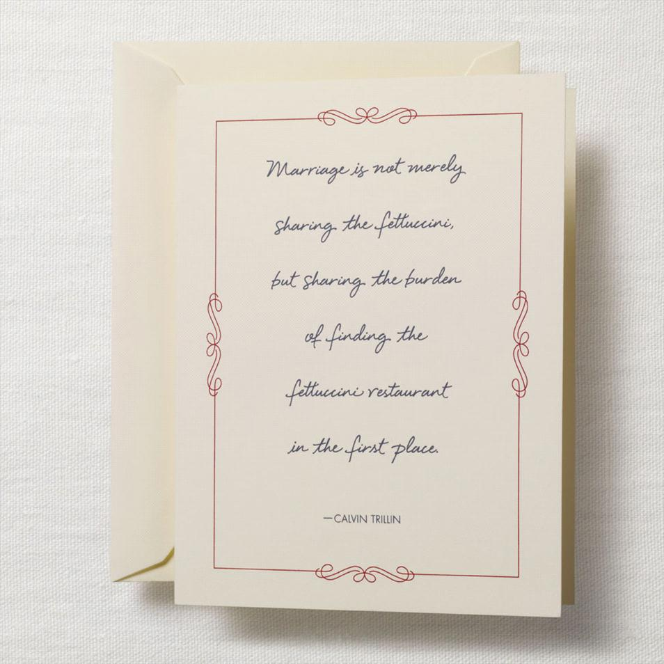 zoom-v1-QC6287 Wedding Greeting Cards is a Unique Gift To The Newlyweds