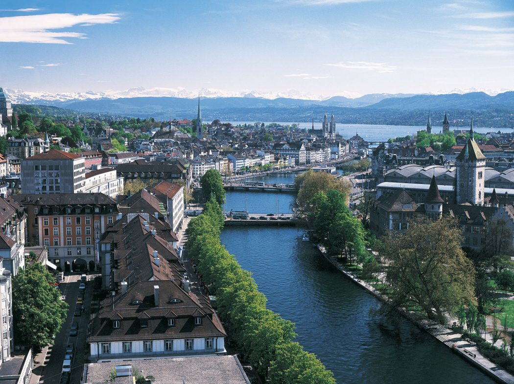zuerich-1 Top 10 Most Expensive Cities in The World