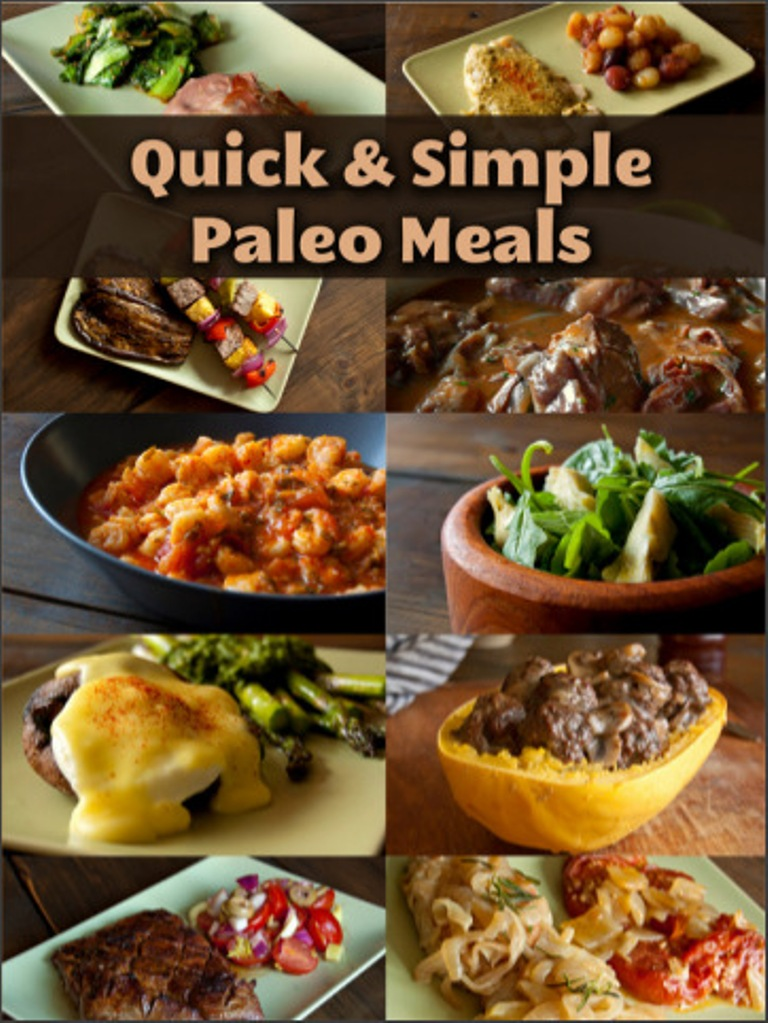 1. Lose Weight Easily, Be in Great Shape and More Energetic Using This Paleo Guide