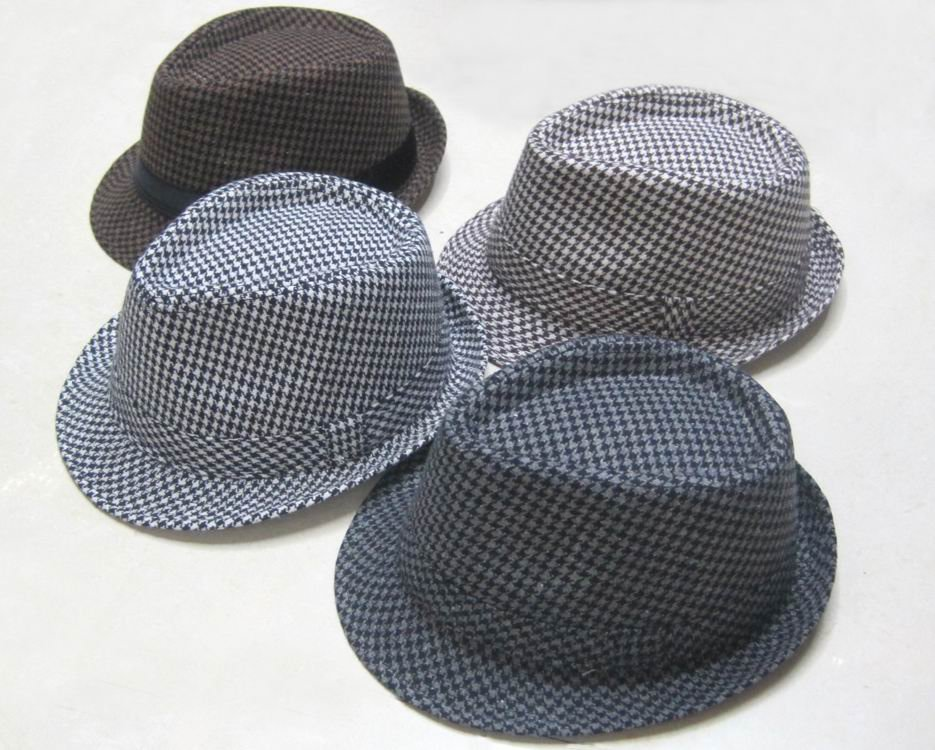 2011Trilby-font-b-Fedora-b-font-font-b-Hats-b-font-Fashion-Caps-Sting-Brim-font What Are The Latest Fashion Trends of Men's Hats?