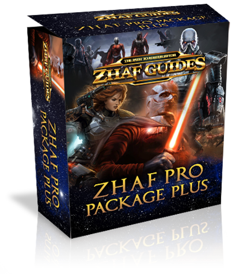 3d_package_plus Learn How to Dominate SWTOR, Speed Level and Earn Credits Using Zhaf