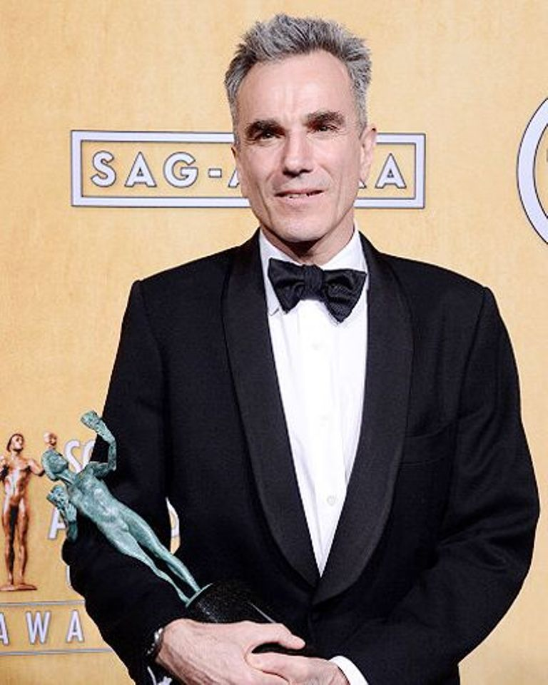 Actor-Daniel-Day-Lewis The 10 Most Famous Male Actors with Awards