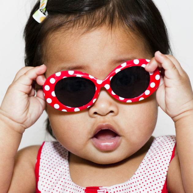 Baby-Image-5 Sunglasses For Babies Are Very Important In Protection Just Like For Mom and Dad