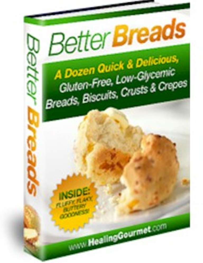 "Better-Breads Enjoy Delicious Fat Burning Brownies That Make You Leaner By ""Guilt Free Desserts"""