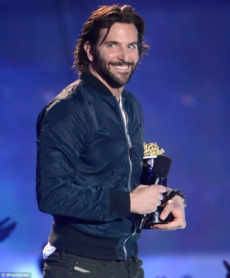 Bradley-cooper The 10 Most Famous Male Actors with Awards