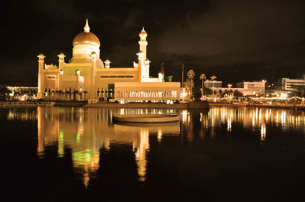 Brunei-Darussalam. Top 10 Richest Countries