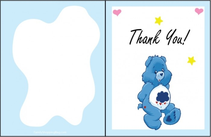 Care_Bear_Card_1_253201 50 Most Stylish printable greeting cards