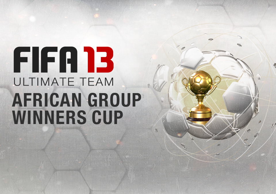 FUT-13-African-Group-Winners-Cup-Tournament-FIFA-13-Ultimate-Team Just for Men: How to Be A Millionaire Through Fifa Ultimate Team